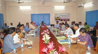 ANNUAL REVIEW MEETING OF AICRP-PB & PSP