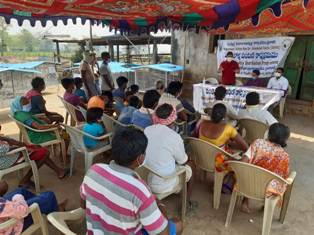 DAPSC programme at Bopparam and Nakkalapally